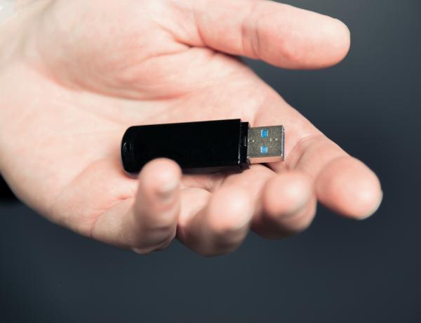 Innovative Speichertechnologie in kleinem Gehaeuse
