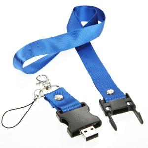 USB-Stick Lanyard RS388 Unbedruckt oder Siebdruck