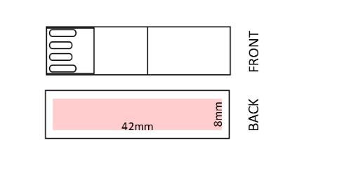 USB-Stick_RS508_Druckflaeche