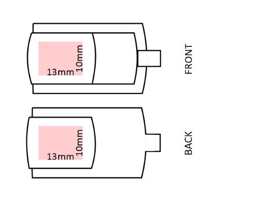 USB-Stick_RS509_Druckflaeche